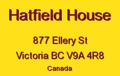 Hatfield House 877 Ellery V9A 4R8