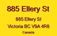 885 Ellery St 885 Ellery V9A 4R8