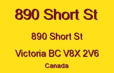 890 Short St 890 Short V8X 2V6