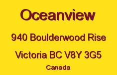 Oceanview 940 Boulderwood V8Y 3G5