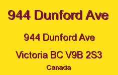 944 Dunford Ave 944 DUNFORD V9B 2S3
