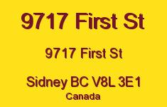 9717 First St 9717 First V8L 3E1