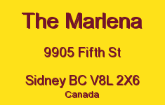 The Marlena 9905 Fifth V8L 2X6