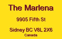 The Marlena 9905 Fifth V8L 2X3