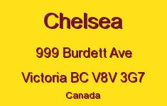Chelsea 999 Burdett V8V 3G7