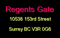 Regents Gate 10538 153RD V3R 0G6