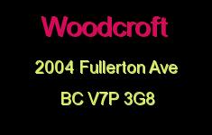 Woodcroft 2004 FULLERTON V7P 3G8