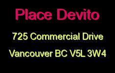 Place Devito 725 COMMERCIAL V5L 3W4