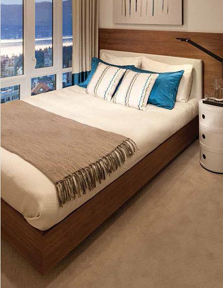 1265 Howe Street, Vancouver, BC V6Z 1B7, Canada Bedroom!