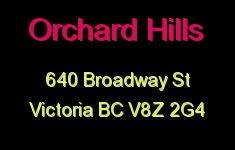 Orchard Hills 640 Broadway V8Z 2G4