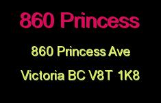 860 Princess 860 Princess V8T 1K8