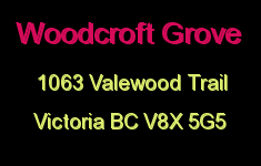 Woodcroft Grove 1063 Valewood V8X 5G5