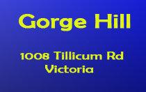 Gorge Hill Place 1008 Tillicum V9A 1Z8
