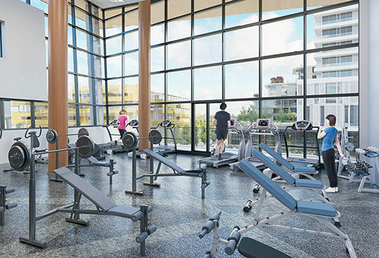 8580 River District Crossing, Vancouver, BC V7X 1L3, Canada Fitness Centre!