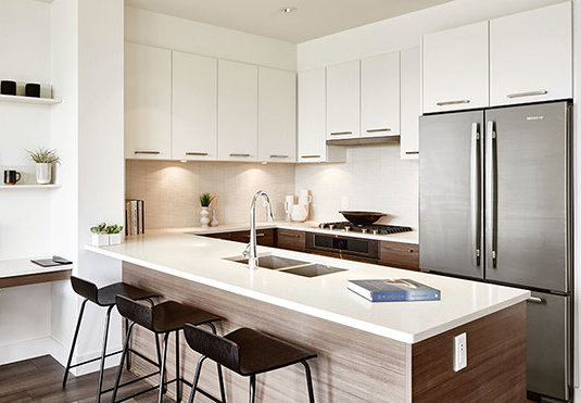 8580 River District Crossing, Vancouver, BC V7X 1L3, Canada Kitchen!