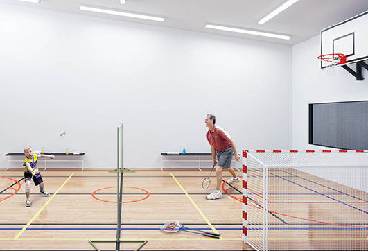 3488 Sawmill Crescent, Vancouver, BC V5S, Canada Multi-Sport Court!