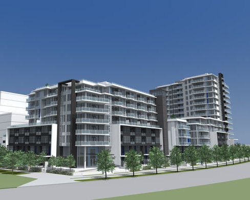 3333 Sexsmith Rd, Richmond, BC V6X 2K8, Canada Rendering!