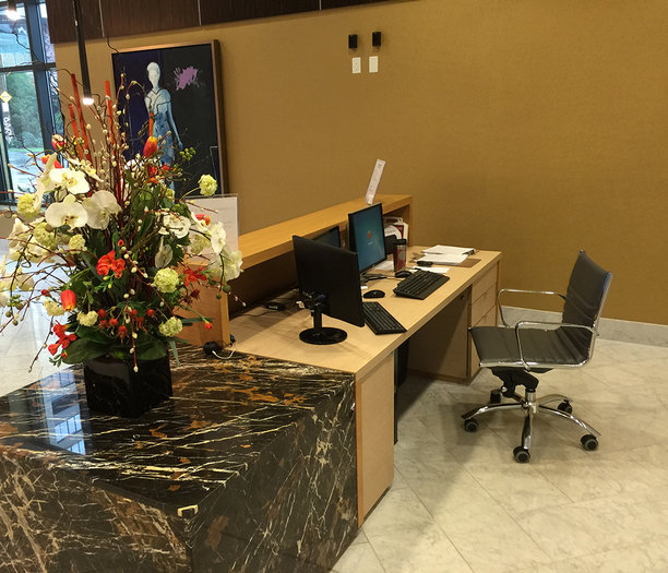 Concierge Desk!