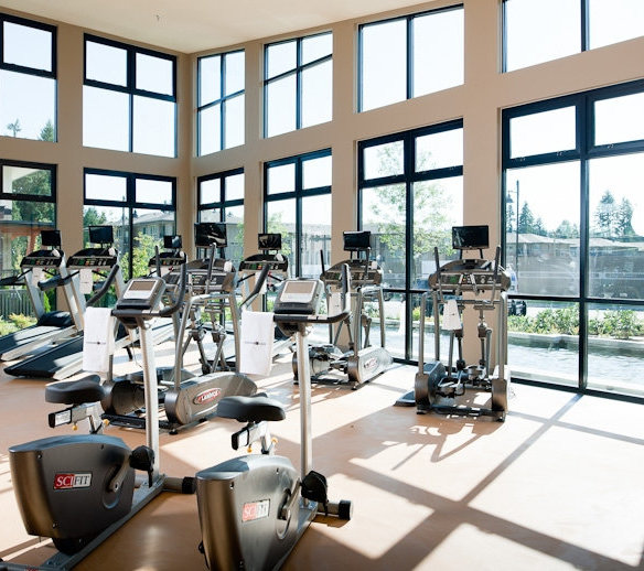 Exercise Facilities at the Nakoma club!