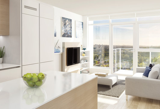 Lougheed Heights Display Suite!