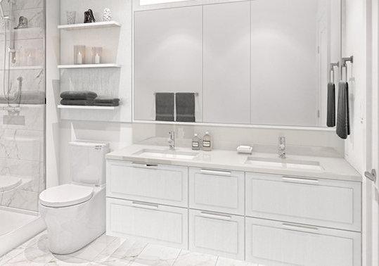 515 Austin Ave, Coquitlam, BC V3J, Canada Bathroom!