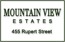 Mountain View Estates 455 RUPERT V0X 1L0