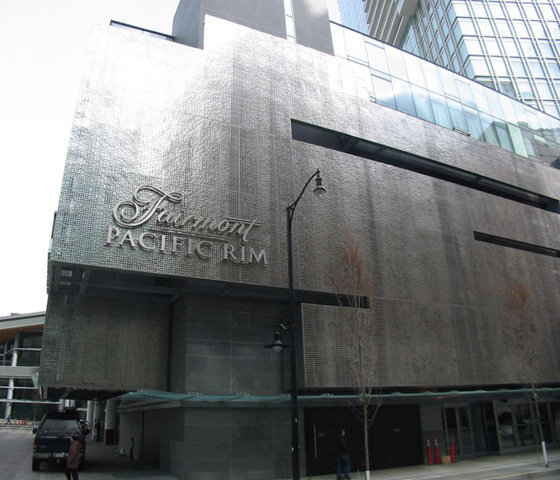 Fairmont Pacific Rim Hotel and Residences!