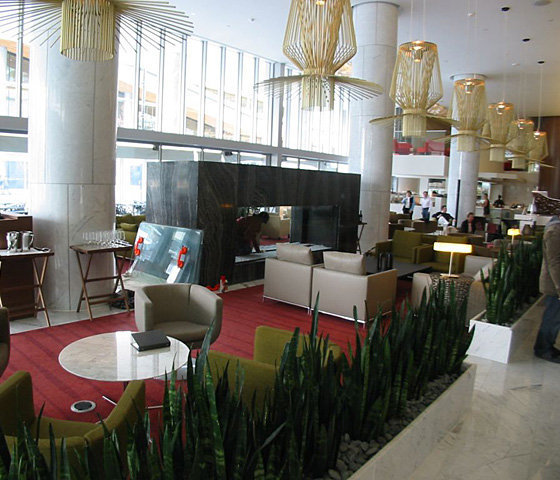 Hotel Lounge!