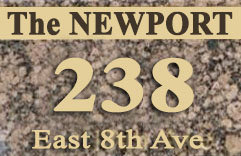 The Newport 238 18TH V5V 1E6