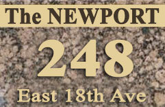 The Newport 248 18TH V5V 1E6