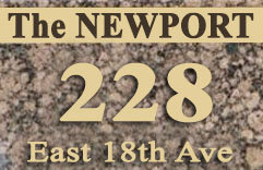 The Newport 228 18TH V5V 1E6