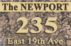 The Newport 235 19TH V5V 1J3