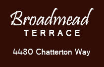 Broadmead Terrace 4480 Chatterton V8X 5H7
