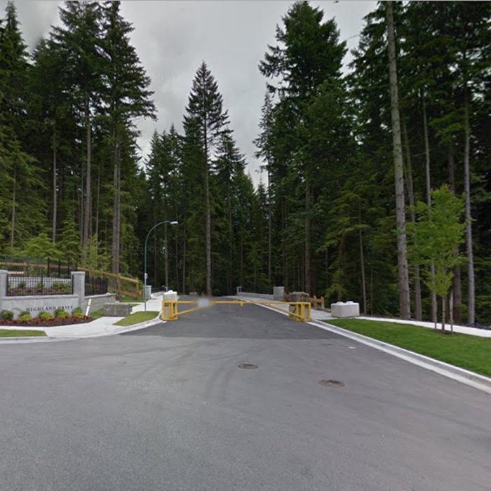 1400 Strawline Hill St., Coquitlam, BC V3E, Canada Street View!