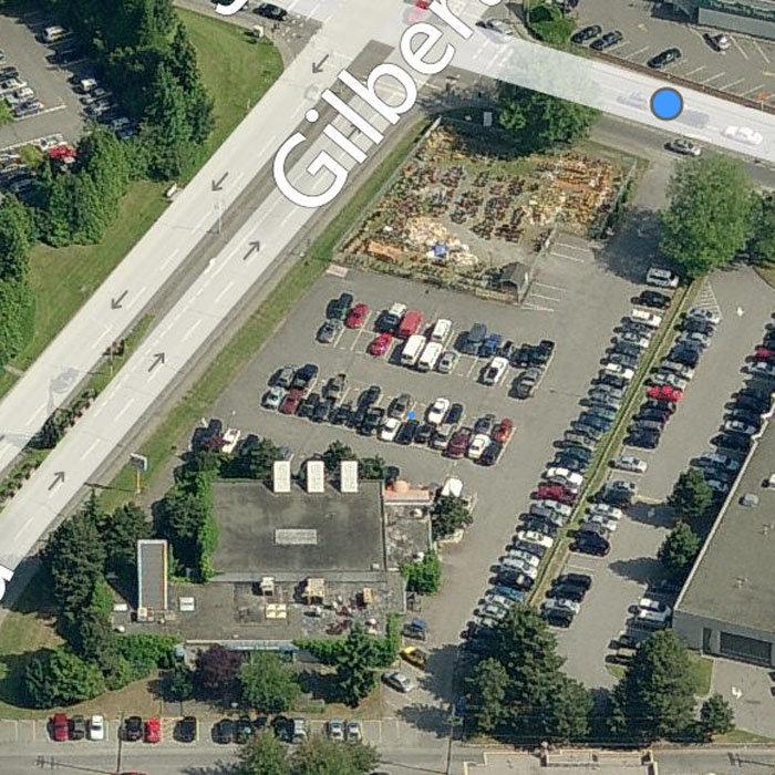 7100 Elmbridge Way, Richmond, BC V6X 1B7, Canada Aerial!