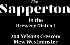 The Sapperton (the Brewery District) 200 NELSONS V0V 0V0