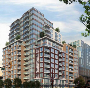 633 Main Vancouver BC - Exterior!