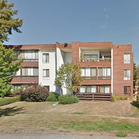 8720 No 1 Richmond BC - Building exterior!