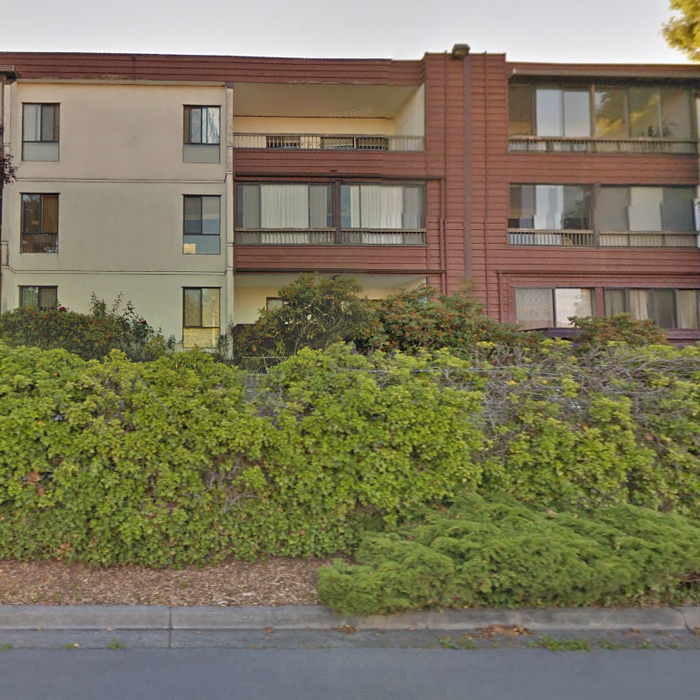 8760 No 1 Road Richmond BC - Typical complex exterior!