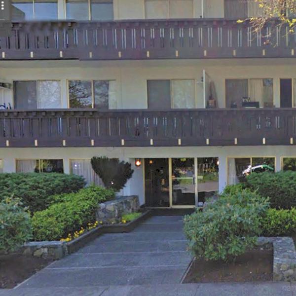 909 Pendergast Victori, BC - Building exterior!