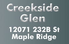 Creekside Glen 12071 232B V2X 0Z7