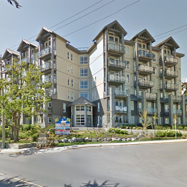 924 Esquimalt Victoria BC - Building Exterior!