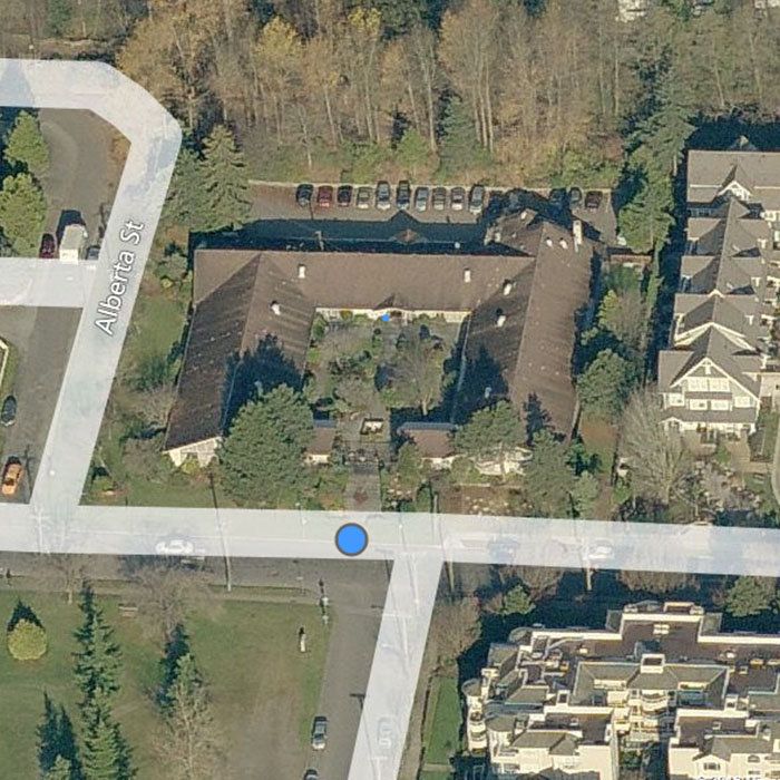 West 59th Ave, Vancouver, BC V5X 1X3, Canada site aerial view!