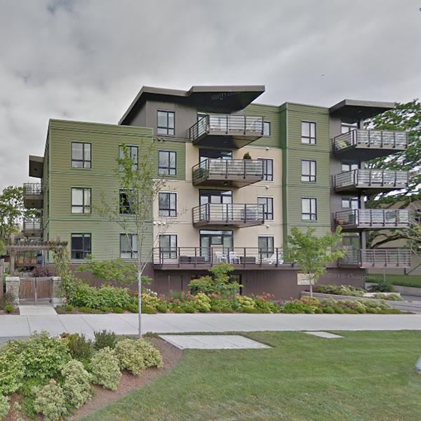 McKenzie Walk - 982 McKenzie Avenue, Victoria, BC - Building Exterior!