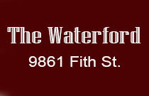 The Waterford 9861 Fifth V8L 2X5