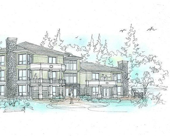3221 Heatherbell Road, Victoria, BC V9C 1Y8, Canada Breton Place Drawing!