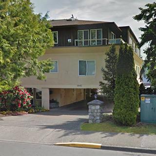 The Arlington - 9993 4th Street, Sidney, BC - Building exterior!