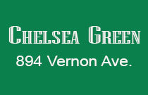 Chelsea Green 894 Vernon V8X 2W6