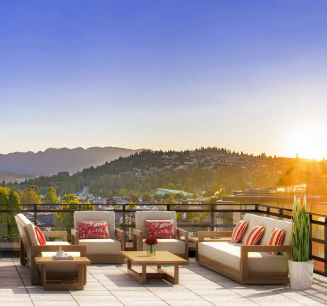 4287 Hastings St, Burnaby, BC V5C 2J5, Canada Rooftop Terrace!