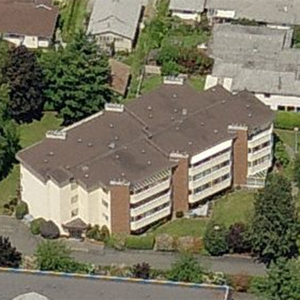 Edgeware Place - 9900 5 Street, Sidney, BC - Birds eye view!